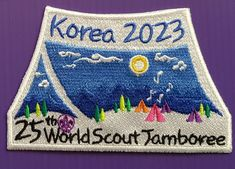 Scout Badges, Exhibition Booth, Scouting, Girl Scouts, Troops, Promotion, Patches, Tapestry, Community