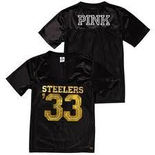 PINK brand, steelers, '33 #so adorable