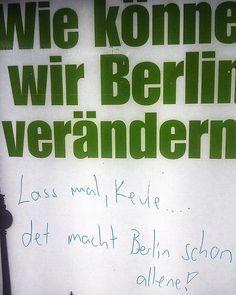 Fundort: Kottbusser Damm | #Kreuzberg via Sebastian thx! Auch eine #NOTE entdeckt? ▶️ Dann gerne einsenden an: notes@notesofberlin.com✌🏼️ #notesofberlin
