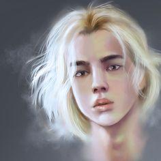 王一博 from UNIQ Daenerys Targaryen, Portraits, Fictional Characters, Fantasy Characters, Portrait Paintings, Portrait, Portrait Photography