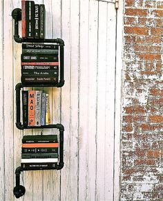Hey, I found this really awesome Etsy listing at https://www.etsy.com/listing/216164000/urban-industrial-black-galvanised-steel