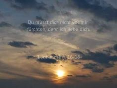 Liebesbrief von Gott an Dich - YouTube Tag Youtube, Films Chrétiens, Aura Colors, Lyrics And Chords, Hiding Places, Messages, God Is Good, Spiritual Awakening, Christian Quotes