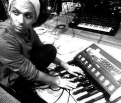 my first love, tony kanal of no doubt