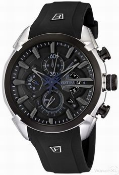 Now: € €199.00. Festina F6819/5 Chronograph men's watch WatchXL.com