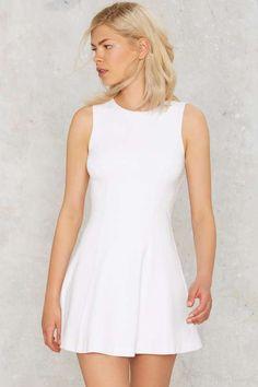 Nasty Gal Blythe Fit & Flare Dress - Dresses