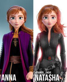 All Posts • Instagram Anna Disney, Disney Au, Disney Rapunzel, Disney Marvel, Cute Disney, Disney Magic, Animated Disney Characters, Marvel Characters, Marvel Movies