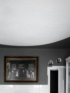 progetto - luciano giorgi - lgb architetti Grey Stuff, Painted Paper, Decor Interior Design, Colorful Interiors, Interior Architecture, Ceiling, Doors, Flooring, Studio