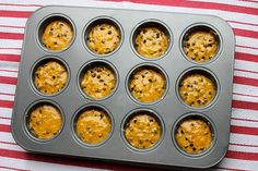 This recipe is one of our longtime family favorites. These muffins are so good and freeze so well.  These also make a great dessert to add to a sack lunch. Just pull a frozen muffin out and stick it in a baggie in your sack lunch and by lunchtime, it's all thawed and ready to eat.