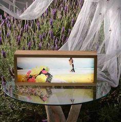 kitkasa-caja de luz panoramica para boda