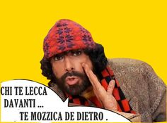 #roma #asroma #sslazio #calcio #proverbi #battute #aforisma #detti #indovinelli #musica #anni80 #dance #scommesse #snai #euro #championsleague #tomasmilian #ermonnezza #bombolo #romacapitale #poesie #dialetto #torta #cucina #pizza #cinecittà #video #youtube #Twitter #Facebook #blogger #blogspot #wordpress #trash #cuba #colombia #italia #spagna #madrid #barcellona #romadinotte #eventiroma #discoteca #bar #pub #ristorante #viaggi #vacanze #estate #costume #iphone #samsung #tablet #social…