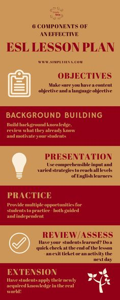 How to Teach The English Past Tense (ESL Tips The Teaching Cove - lesson plan objectives