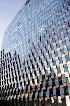 Jing Mian Xin Cheng / Spark Architects: