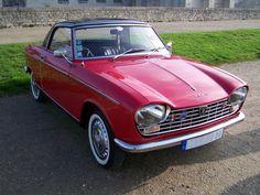 Peugeot 204 Convertible