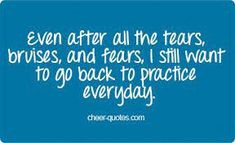 Cheer Quotes- Not only for cheerleading but for most other sports Cheer Qoutes, Cheerleading Quotes, Gymnastics Quotes, Cheerleading Gifts, Cheer Gifts, Volleyball Quotes, Basketball Quotes, Cheer Sayings, Competitive Cheerleading