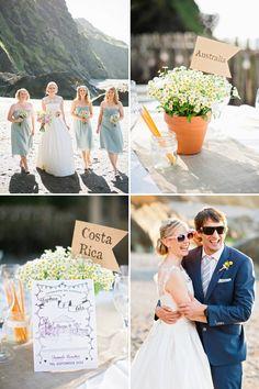 What a beautiful wedding!