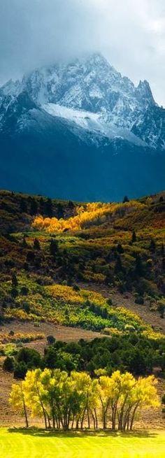Mount Sneffels, Colorado