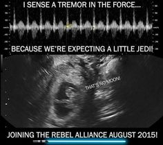 Ok yall creative people I need a Star Wars themed pregnancy announcement - CafeMom Mobile