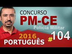 Concurso PM CE 2016 PORTUGUÊS - Polícia Militar do Ceará # 104