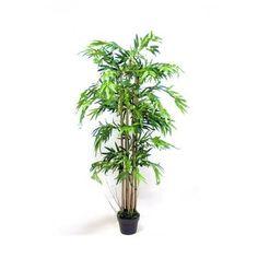 Plante artificielle - Bambou hauteur 150cm - Tige en véritable Bambou - 1095 feuilles ! - Achat / Vente fleur artificielle - Soldes* dès le 10 janvier Cdiscount