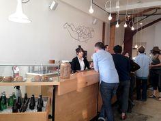 Go Get Em Tiger coffee house in Larchmont Village