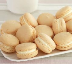 Tangerine Macarons Recipe