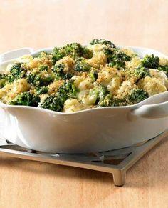Broccoli Cauliflower Casserole - Holidays