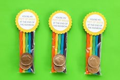 25 St. Patrick's Day Crafts and DIY Projects - You're my pot o' gold! St. Patrick's Day Craft