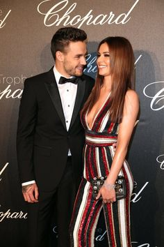 Pin for Later: Liam and Cheryl Continue to Show Off Their Chemistry in Cannes