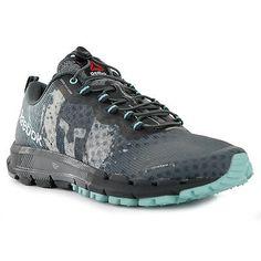 b6eab170c4c Reebok Women s All Terrain Thunder 2.0 SP Gravel Spartan Race Shoes M48027  NEW!