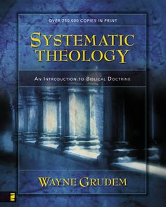 Dr. Grudem combines theological insight, practical application, and faithful exegesis of Scripture with simple, uncomplicated language and clear thinking. The result? The most readable and informative Systematic Theology one could desire. If there is any systematic theology book that theology novices could really sink their teeth into, this is it. This book will help you to grasp hard-to-understand doctrines. Also, Grudem helps us to better understand and know the character of God.