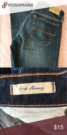 Ralph Lauren Denim & Supply crop skinny Crop skinny jeans. Denim & Supply Ralph Lauren Jeans Ankle & Cropped