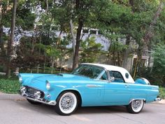 cool 1956 Ford Thunderbird for sale   Hemmings Motor News   cars