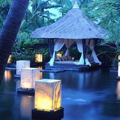 The amazing St. Regis, Bali @cknd.co  by @adesignersmind