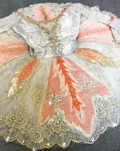 OMG - to die for - Sugar Plum Fairy tutu costume - Royal Ballet's The Nutcracker