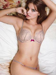 Barbara Palvin -  Victoria's Secret Lingerie Photoshoot
