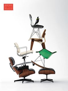 Save 15% on Eames, Nelson, Noguchi – all the heavy hitters – during the Herman Miller Sale. Offer valid November 23 –December 14, 2015.