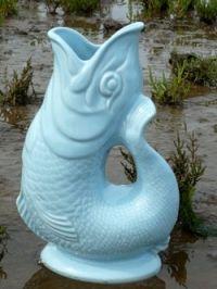 Surf Blue Gluggle Jug £28.99