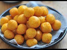 超簡單美味炸地瓜球!沒人不懂沒人不愛的小點心! | Giga Circle