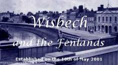 My mother's PALMER  family came from Wisbech - many still live there.
