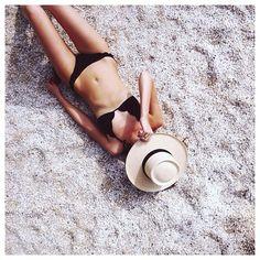 MINIMAL + CLASSIC: Marysia Swim scalloped edge bikini
