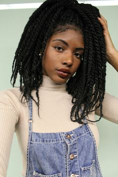 Braids++ style African Braids Hairstyles, Twist Hairstyles, Protective Hairstyles, Protective Styles, Hairstyle Braid, Dreadlock Hairstyles, Hair Updo, Wedding Hairstyles, Marley Twists