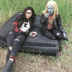 """751 Likes, 5 Comments - Z-nation (@znationcrew) on Instagram: """"Who cares about the apocalypse? It's picnic time. #znation"""""""