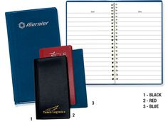 PCA PRESTIGE POCKET NOTEBOOK This refillable pocket notebook has our prestigious leather look vinyl cover offered in 3 different colors Pocket Notebook, Vinyl Cover, The Prestige, Corporate Gifts, Notebooks, Journals, Construction, Architecture, Colors