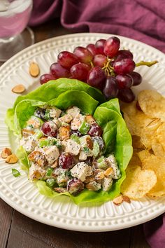 from cooking classy almond poppy seed chicken salad sandwiches almond ...