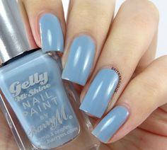 Barry M Gelly Nail Paint Summer 2014 - ELDERBERRY