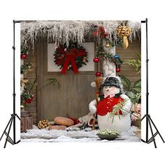 10x8ft Photography Background Vinyl Christmas Theme Beautiful Snowflake Pattern Backdrop Studio Props Merry Christmas