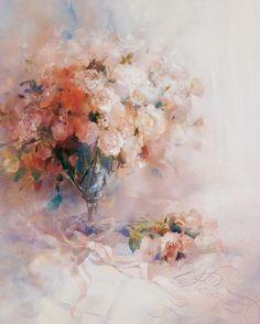 Williem Haenreats - Las flores de la primavera son los sueños del invierno | MirArte