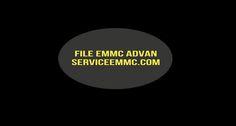 Kumpulan file emmc advan