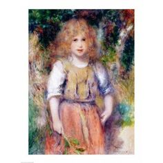 gypsy girl Pierre Auguste Renoir art for sale at Toperfect gallery. Buy the gypsy girl Pierre Auguste Renoir oil painting in Factory Price. Pierre Auguste Renoir, Claude Monet, Manet, August Renoir, Renoir Paintings, Oil Paintings, Art Gallery, Poster Prints, Art Prints