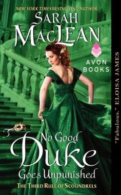 Review of No Good Duke Goes Unpunished by Sarah MacLean